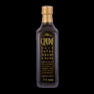 Aceite de oliva extra virgen crudo