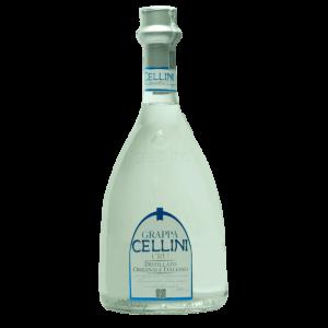 Grappa Cellini Blanca Cru