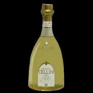 Grappa Cellini Oro
