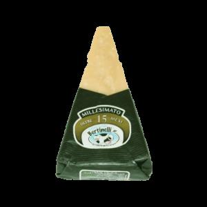 Queso parmigiano Bertinelli Carta Verde